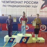 Чемпионата России по традиционному ушу