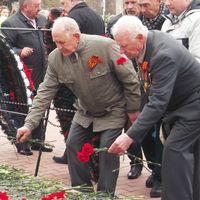 В Вологде начались памятные мероприятия к Дню Победы